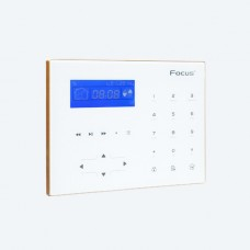 Multi-functional TCP/IP control panel with DVR