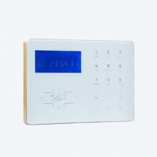 Intelligent Wifi GSM/GPRS network alarm panel