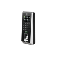 Access control terminal with fingerprint sensor